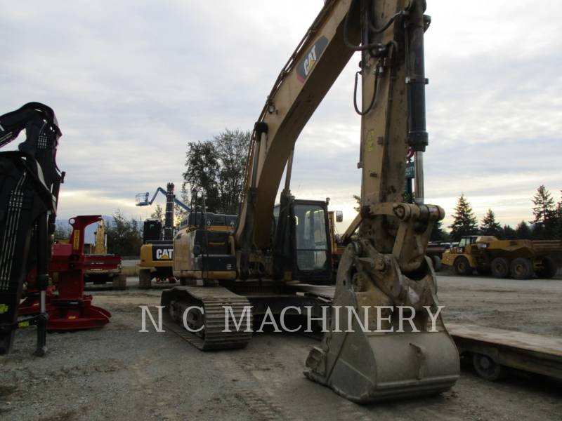 CATERPILLAR ESCAVADEIRAS 349E L equipment  photo 6