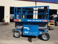 Equipment photo GENIE INDUSTRIES GS2669 RT LIFT - SCISSOR 1
