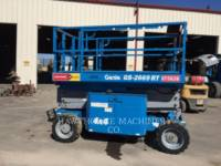 GENIE INDUSTRIES ELEVADOR - TESOURA GS2669RT equipment  photo 1