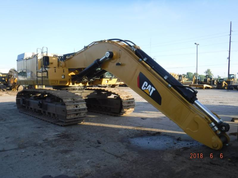 CATERPILLAR EXCAVADORAS DE CADENAS 374DL equipment  photo 2