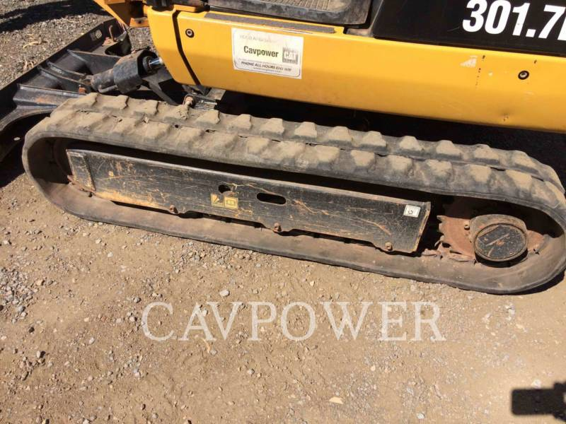CATERPILLAR TRACK EXCAVATORS 301.7D equipment  photo 14