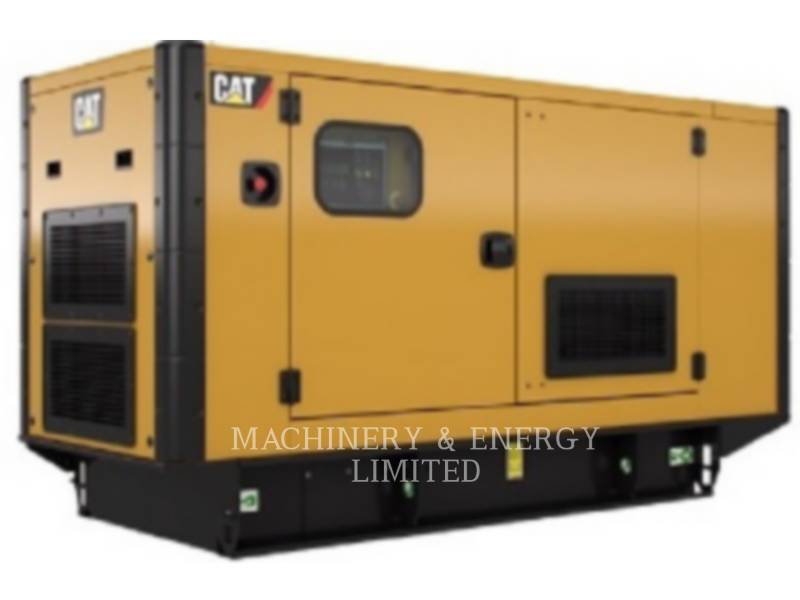 CATERPILLAR STATIONARY GENERATOR SETS DE110E0 equipment  photo 1