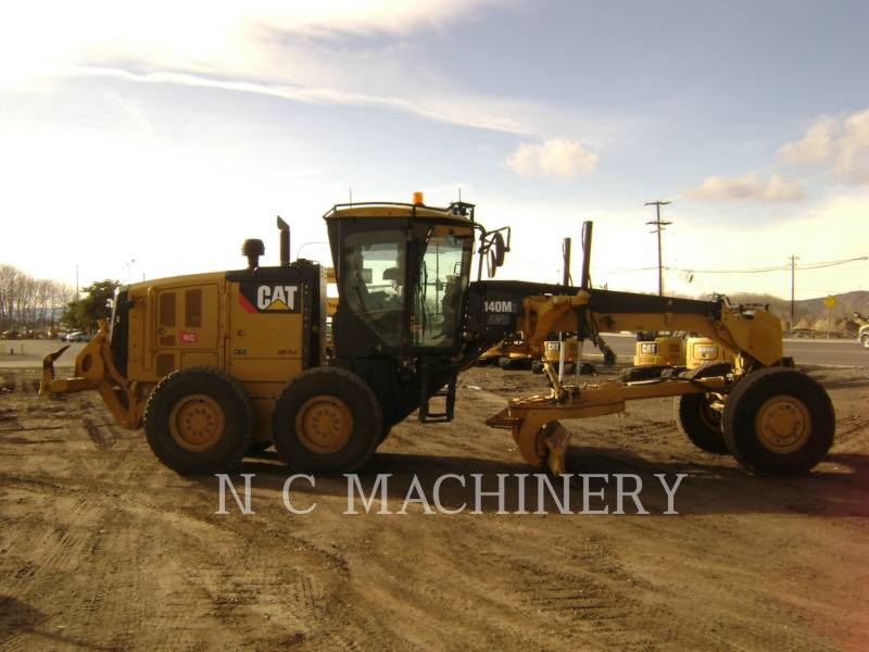CATERPILLAR RÓWNIARKI SAMOBIEŻNE 140M2 AWD equipment  photo 7