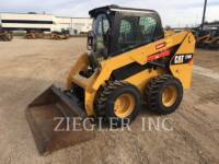 CATERPILLAR PALE COMPATTE SKID STEER 236D equipment  photo 1
