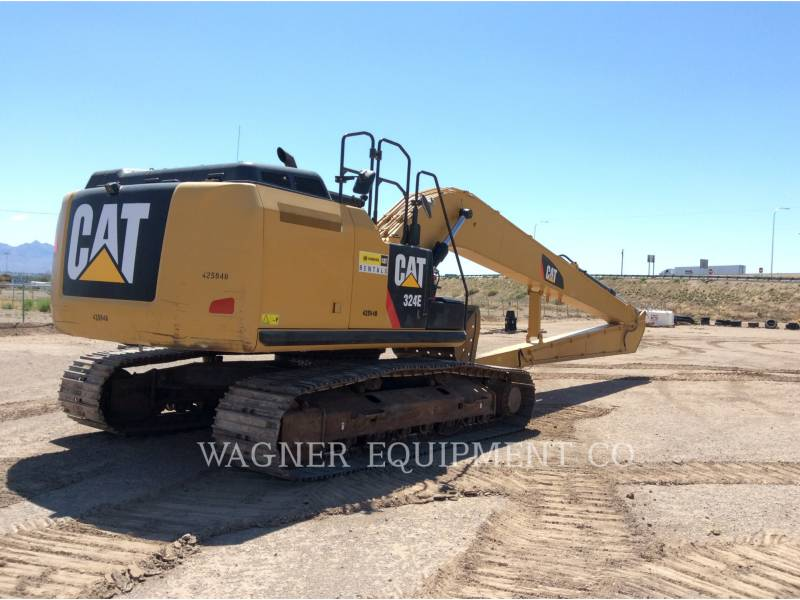 CATERPILLAR TRACK EXCAVATORS 324EL LR equipment  photo 3