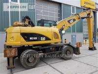 CATERPILLAR EXCAVADORAS DE RUEDAS M318DMH equipment  photo 2