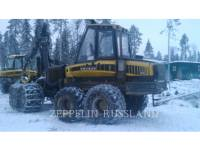 PONSSE LEŚNICTWO - FORWARDER BUFFALO 8W equipment  photo 3