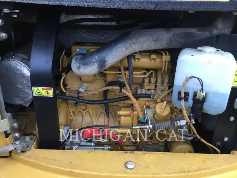 CATERPILLAR KETTEN-HYDRAULIKBAGGER 305.5ECR A equipment  photo 12