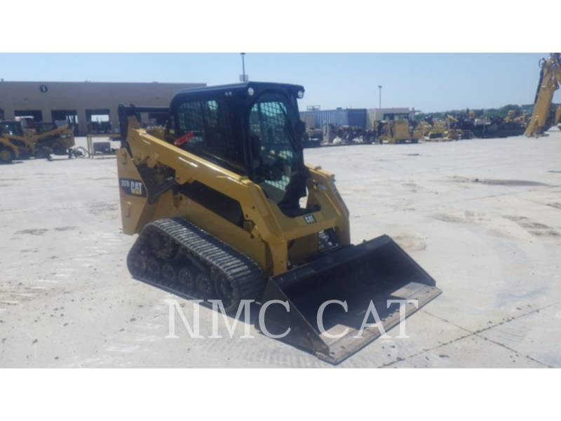 CATERPILLAR CARGADORES MULTITERRENO 257D equipment  photo 4