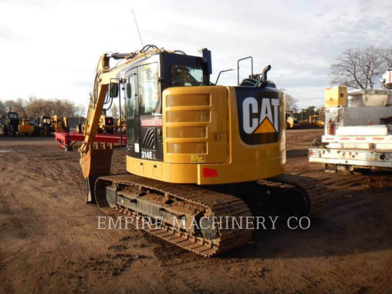CATERPILLAR トラック油圧ショベル 314E LCR P equipment  photo 3