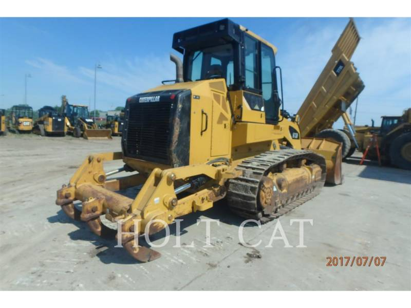 CATERPILLAR CARGADORES DE CADENAS 973D equipment  photo 10