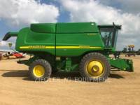 DEERE & CO. COMBINADOS 9660STS equipment  photo 7