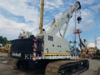 Equipment photo LINK-BELT CONST. TCC-500 CRANES 1