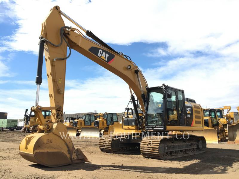 CATERPILLAR ESCAVADEIRAS 320EL TCIR equipment  photo 2