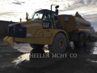 CATERPILLAR ARTICULATED TRUCKS WT 740 equipment  photo 2
