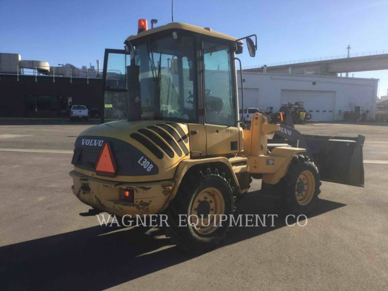 VOLVO CONSTRUCTION EQUIPMENT WHEEL LOADERS/INTEGRATED TOOLCARRIERS L30B-Z equipment  photo 2