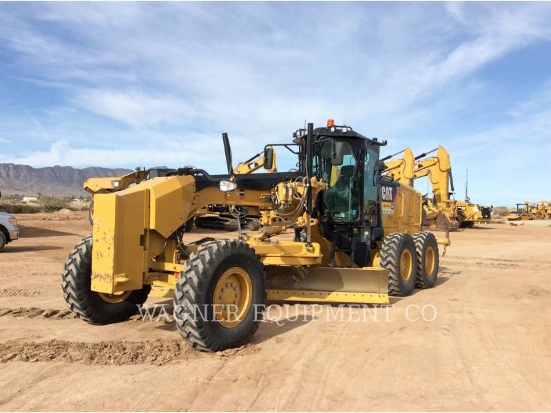 Caterpillar AUTOGREDERE 140M3 equipment  photo 1