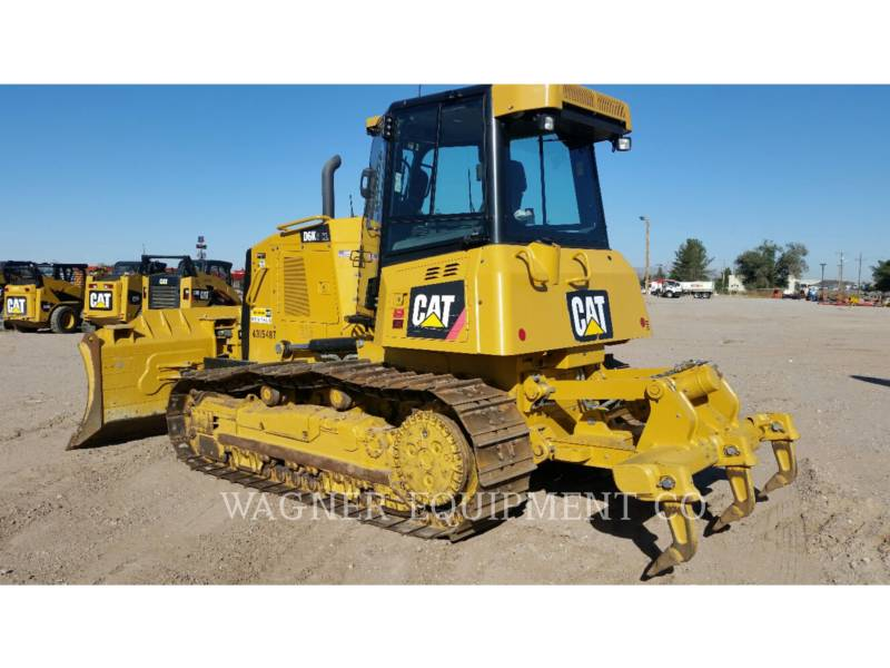 CATERPILLAR TRACK TYPE TRACTORS D6K2 XL equipment  photo 2