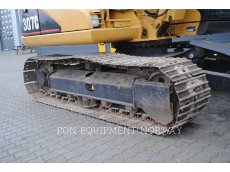 CATERPILLAR EXCAVADORAS DE CADENAS 307C equipment  photo 7