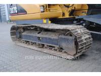 CATERPILLAR TRACK EXCAVATORS 307C equipment  photo 7