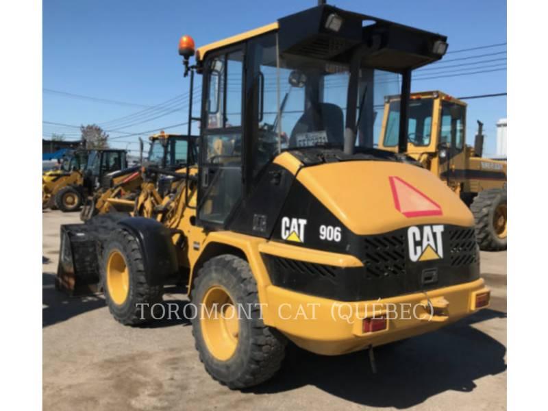 CATERPILLAR CARGADORES DE RUEDAS 906 equipment  photo 2