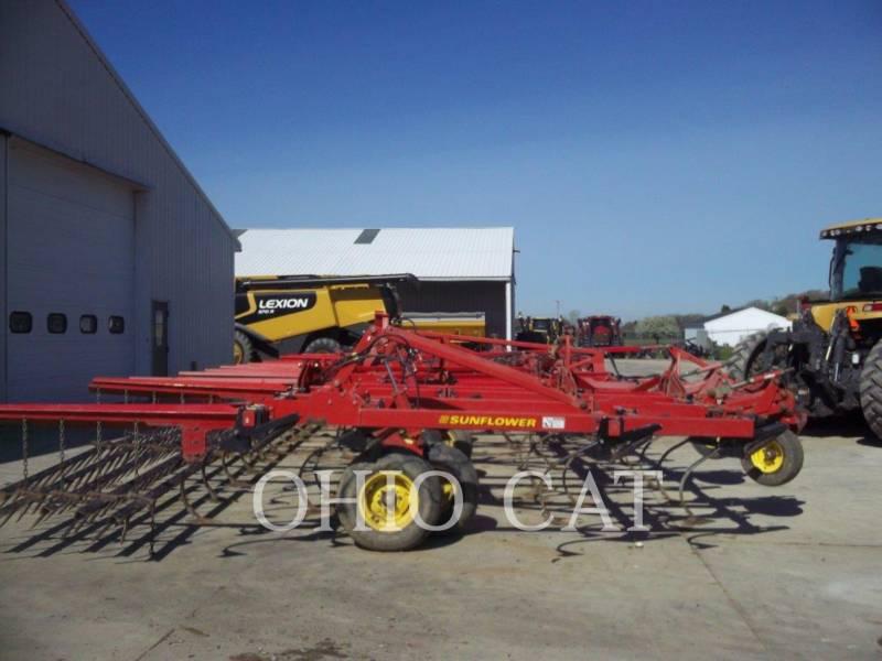 SUNFLOWER MFG. COMPANY AG TILLAGE EQUIPMENT SF5055-50 equipment  photo 7