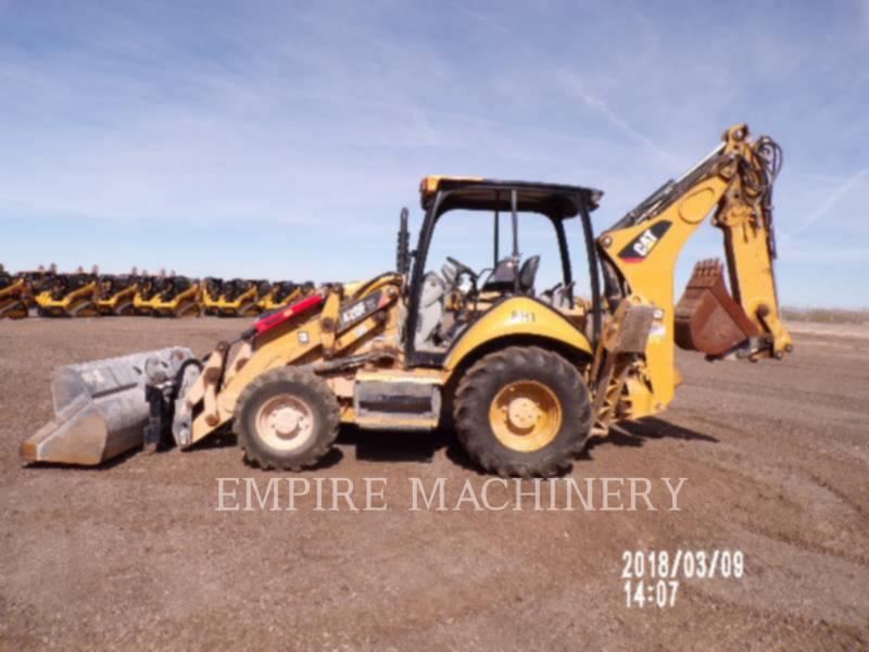 CATERPILLAR BACKHOE LOADERS 420FIT equipment  photo 4