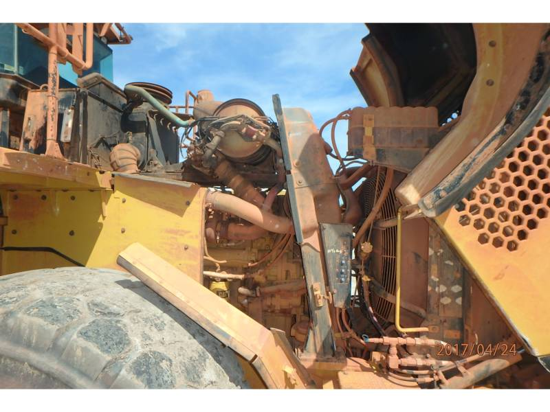 CATERPILLAR CARGADORES DE RUEDAS 980K equipment  photo 9