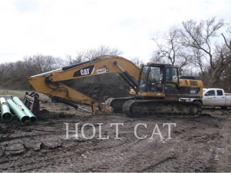 CATERPILLAR EXCAVADORAS DE CADENAS 325DL equipment  photo 1