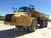 CATERPILLAR ARTICULATED TRUCKS 745C equipment  photo 4