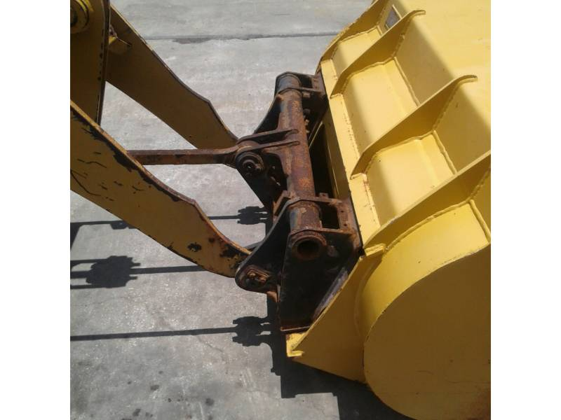 CATERPILLAR WHEEL LOADERS/INTEGRATED TOOLCARRIERS 903 C equipment  photo 8