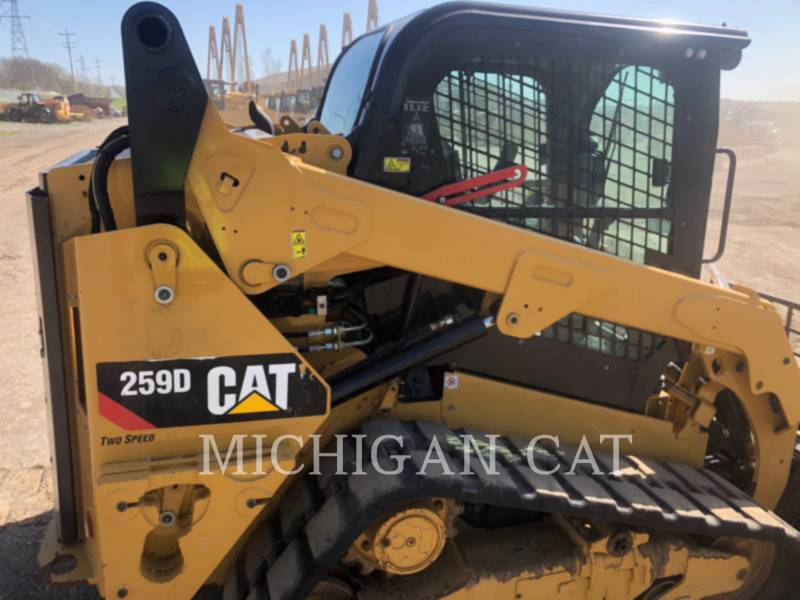 CATERPILLAR MULTI TERRAIN LOADERS 259D A2Q equipment  photo 6