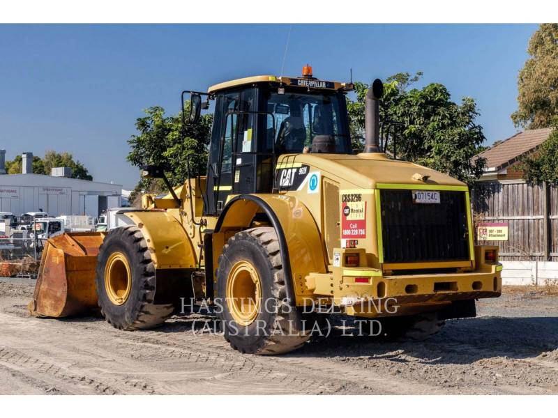 CATERPILLAR WHEEL LOADERS/INTEGRATED TOOLCARRIERS 962H equipment  photo 6