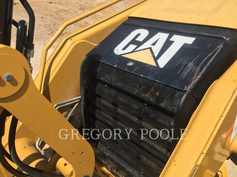 CATERPILLAR バックホーローダ 420F equipment  photo 15