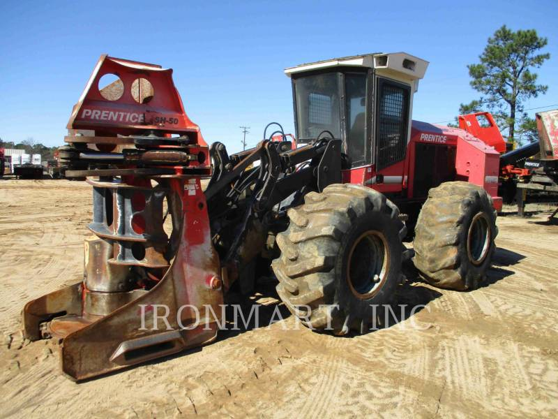 PRENTICE FORESTAL - TALADORES APILADORES - DE RUEDAS 2470 equipment  photo 1
