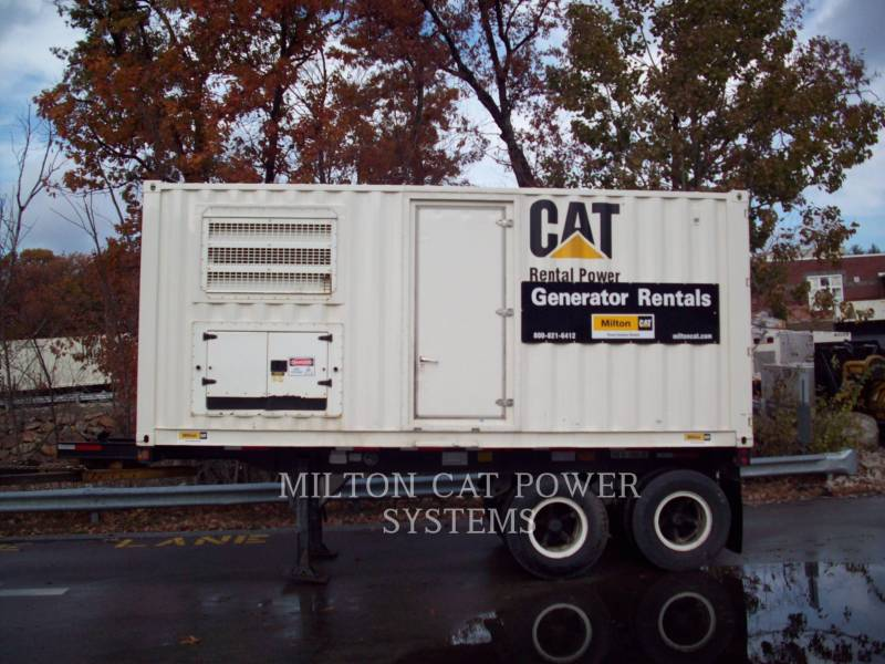 CATERPILLAR STROMERZEUGER (OBS) XQ500T4I equipment  photo 1