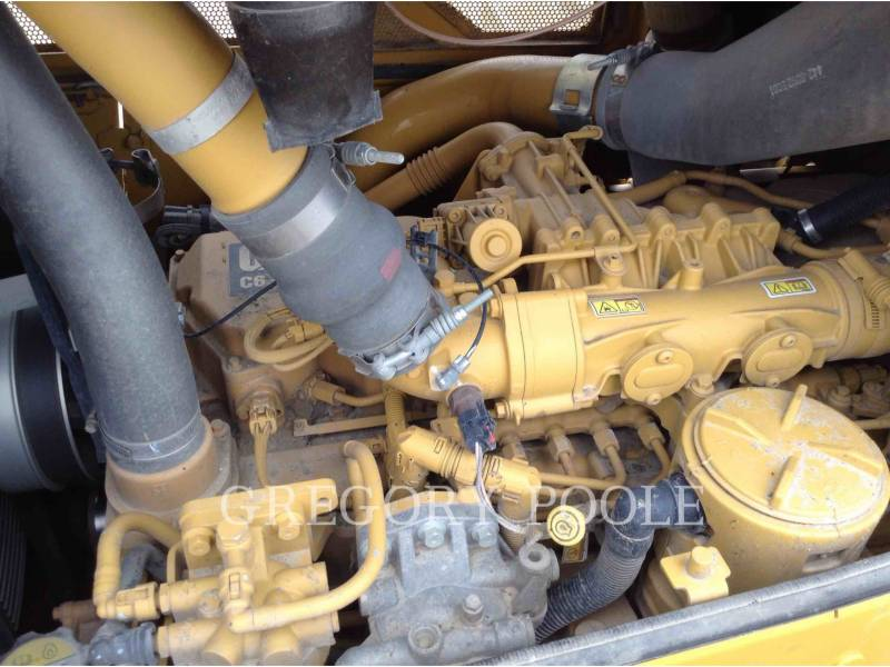 CATERPILLAR TRACTORES DE CADENAS D6N LGP C1 equipment  photo 12