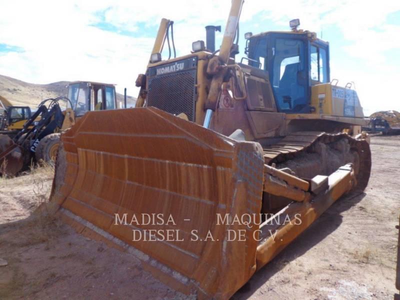 KOMATSU MINING TRACK TYPE TRACTOR D155AX equipment  photo 1
