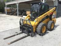 CATERPILLAR MINICARGADORAS 262 D equipment  photo 7