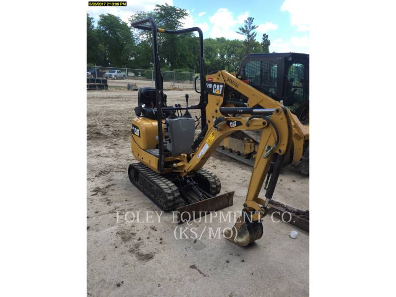 CATERPILLAR TRACK EXCAVATORS 300.9DSO equipment  photo 1