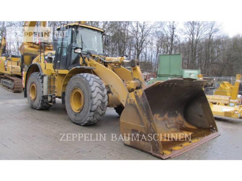 CATERPILLAR ŁADOWARKI KOŁOWE/ZINTEGROWANE NOŚNIKI NARZĘDZI 966H equipment  photo 2