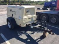 Equipment photo INGERSOLL-RAND P185 AIR COMPRESSOR 1