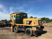 Caterpillar EXCAVATOARE PE ROŢI M315D equipment  photo 4