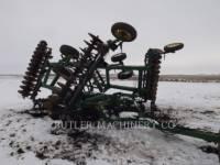 DEERE & CO. AG TILLAGE EQUIPMENT 637 equipment  photo 2