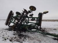 DEERE & CO. AG TILLAGE EQUIPMENT 637 equipment  photo 2