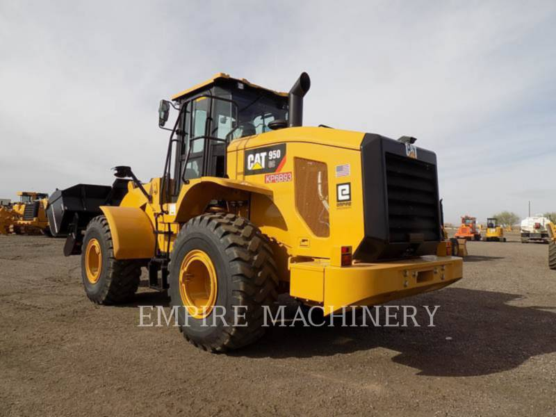 CATERPILLAR WHEEL LOADERS/INTEGRATED TOOLCARRIERS 950GC equipment  photo 3