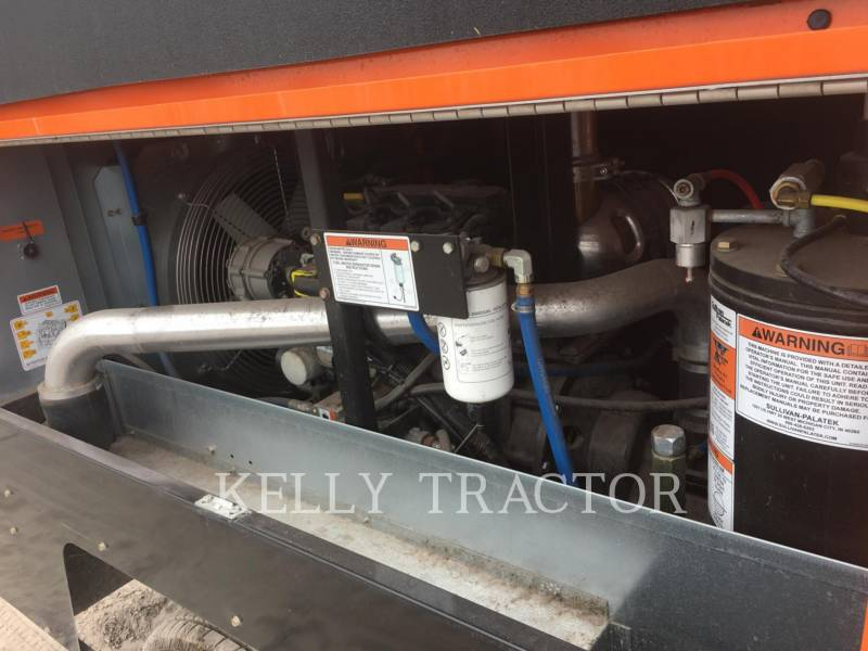 SULLIVAN AIR COMPRESSOR D185P DZ equipment  photo 5