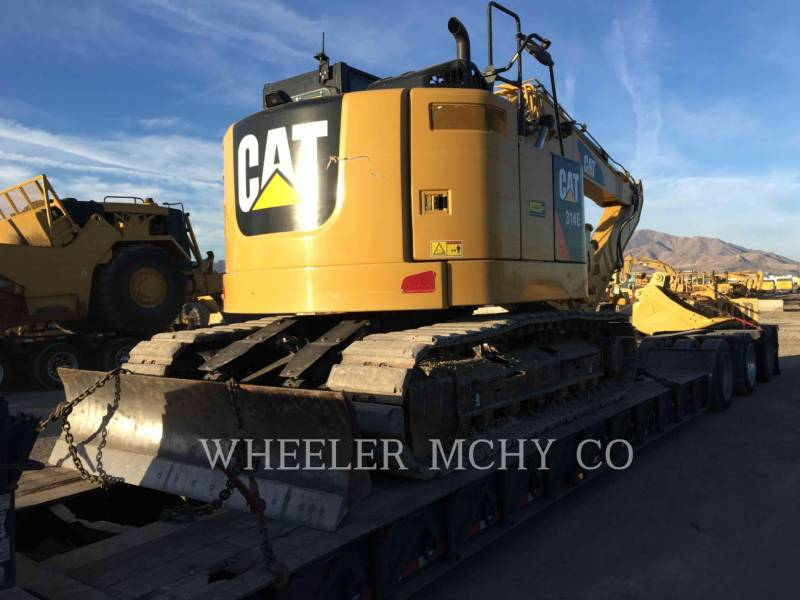 CATERPILLAR トラック油圧ショベル 314E L equipment  photo 4