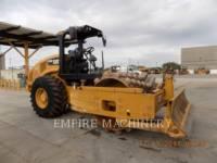 CATERPILLAR EINZELVIBRATIONSWALZE, BANDAGE CP56B equipment  photo 1