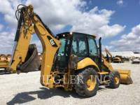 CATERPILLAR BAGGERLADER 420FH2 equipment  photo 4